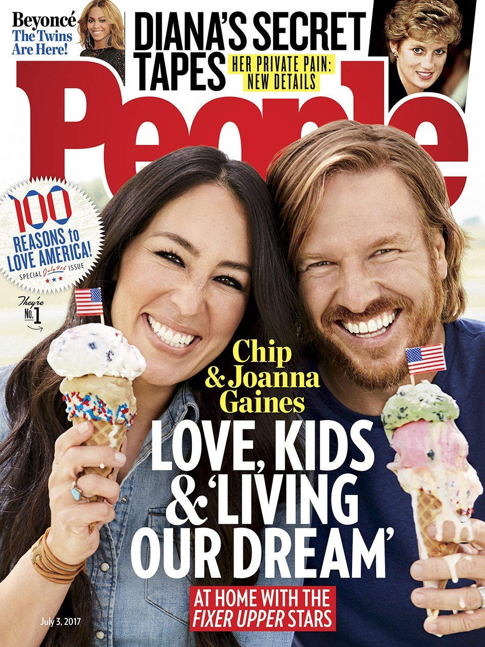 Chip and Joanna Gaines - Julie Whitmire – Prop Stylist – Production – Texas